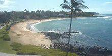 Webcam Hawaiian Islands - Sheraton Kauai Resort