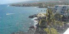 Webcam Hawaiian Islands - Resort Sheraton Kona