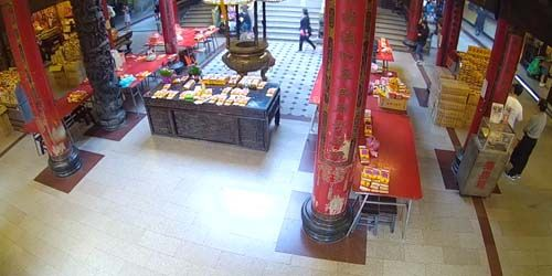 Webcam Taichung (island of Taiwan) - Lan Palace in Dajia District