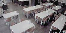 Webcam Moscow - Dining room in the Lefort business center