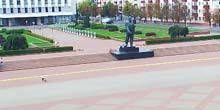 Webcam Bobruisk - Lenin Square