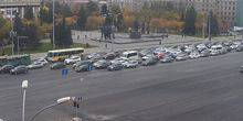 Webcam Novosibirsk - Lenin Square