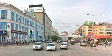 Webcam Yakutsk - Lenin Avenue