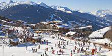 Webcam Albertville - Ski Resort Les Arcs