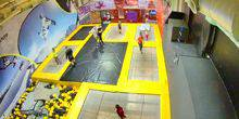 Webcam Yaroslavl - Trampoline center LevelUp