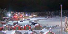 Webcam Sirkka - Panorama Of The Resort Of Levi