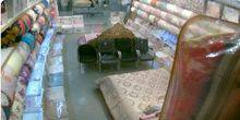 Webcam Tehran - Shop of bed linen