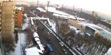 Webcam Irkutsk - Lokomotiv Stadium