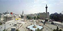 Webcam London - Trafalgar square