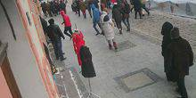 Webcam Lviv - Pedestrians in the centre
