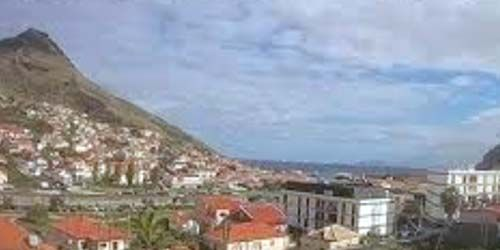 Webcam Funchal (Madeira) - Panorama of the town of Machico