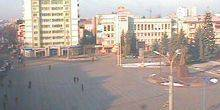 Webcam Rivne - Central Independence Square