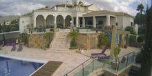 Webcam Malaga - Country villa with pool