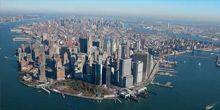 Webcam New York - View of Manhattan