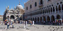Webcam Venice - St. Mark's Square