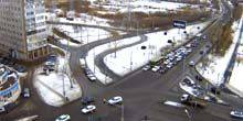 Webcam Krasnoyarsk - Market Oktyabrsky district