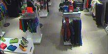 Webcam Istanbul - Clothing store