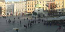 Webcam Krakow - Main Market Square