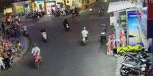 Веб-камера Ханоя - Рыночный квартал