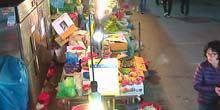 Webcam Seoul - Small grocery market