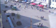 Webcam Biberach - Market Square