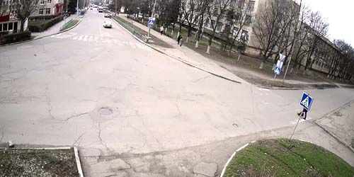 Webcam Selidovo - Karl Marx street