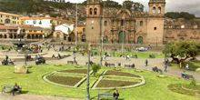 Webcam Cusco - The Cathedral Of The Assumption Of The Blessed Virgin Mary