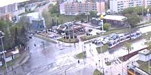 Webcam Lodz - Restaurant McDonald's