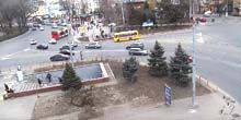 Webcam Odessa - McDonald's at the railway station