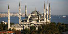 Webcam Blue mosque or Sultan Ahmet Camii