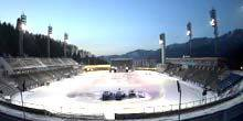 Webcam Almaty - High Mountain Sports Complex Medeu