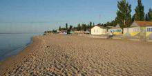 Webcam Mariupol - Coast in melekyne