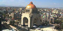 Webcam Mexico - Monument to the Mexican Revolution