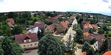 Webcam Wroclaw - Panorama of the suburb of Menkin