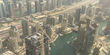 Webcam Dubai - The central part of the metropolis