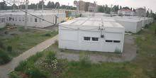 Webcam Kharkov - Modular camp for internally displaced persons