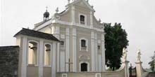 Webcam Kamianets-Podilskyi - Church of the Holy Trinity Trinitarian Monastery