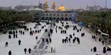 Webcam Karbela - Mosque - the tomb of Imam Hussein