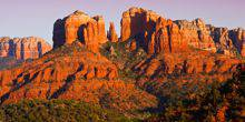 Webcam Sedona - Mountains in the Park of the Red Rocks