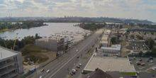 Dnieper embankment Kiev