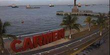 Webcam Ciudad del Carmen - Embankment Carmen