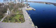 Webcam Kherson - The Ushakov Embankment,