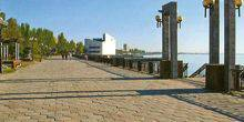 Webcam Feodosia - The Western part of the embankment
