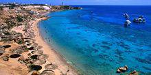 Webcam Sharm El-Sheikh - Beach Naama Bay