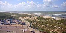 Webcam Amsterdam - Coast with Noordwijk beaches