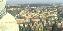 Webcam Rome - View of the city from the observatory