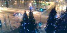 Webcam Sterlitamak - October avenue