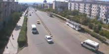 Webcam Ulan-Ude - Prospect 50 years of October