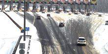 Webcam Moscow - Northern bypass of Odintsovo