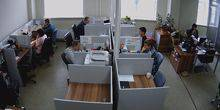 Webcam Moscow - Office work